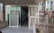 익산 동아아파트 미세방충망 시공